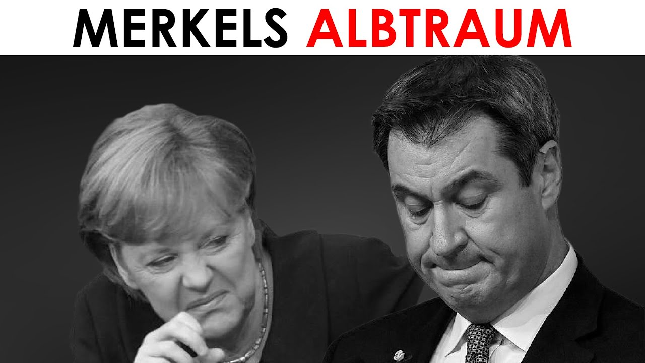 Dieses Video ist Merkels Albtraum! Versprochen! Aber auch der von Söder, Spahn, Maas, Scholz & C