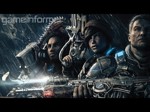 Fan Hd Wallpaper Gears Of War 4 Game Informer Coverage Trailer Youtube