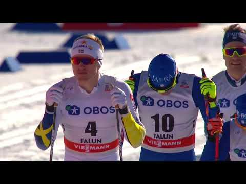 Falun Saturday - Mens Mass Start