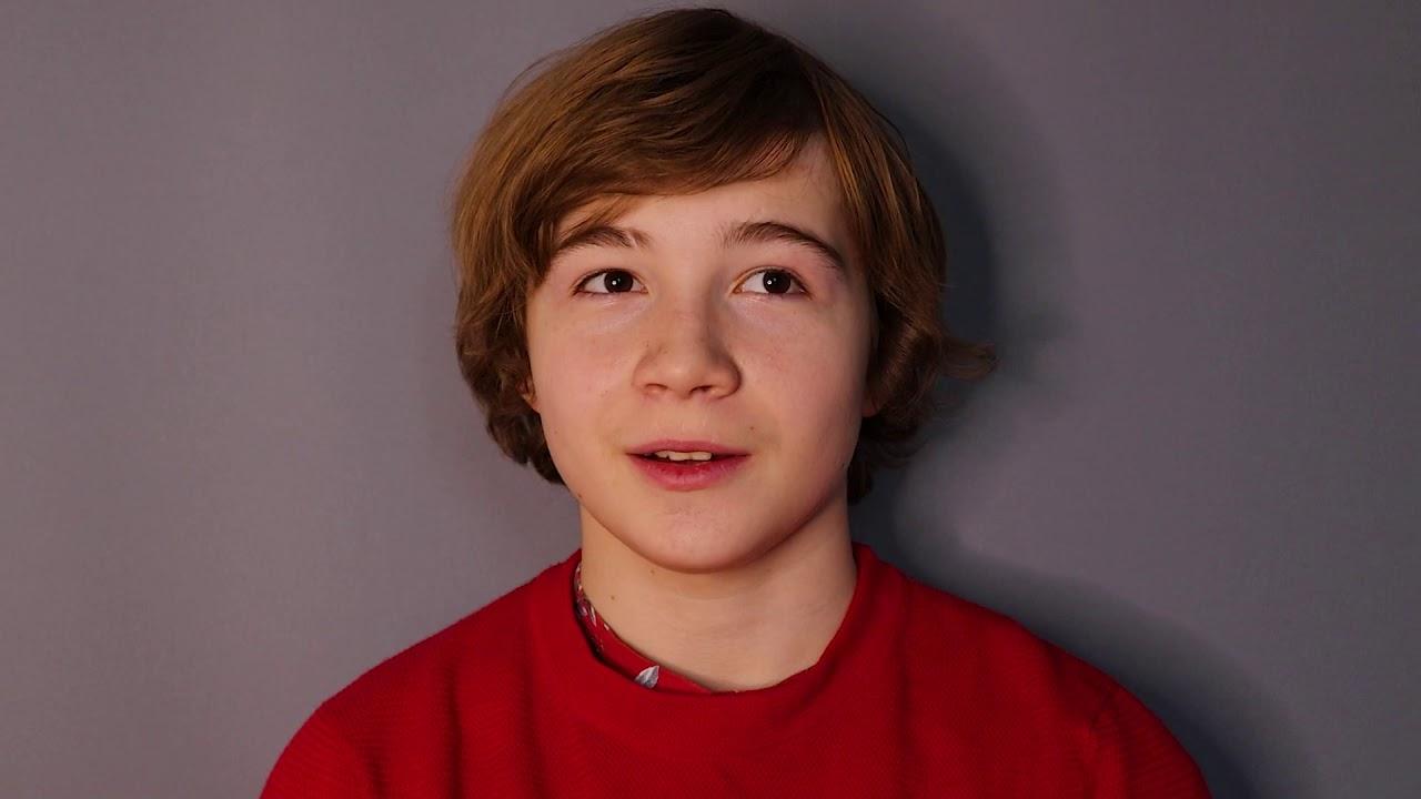 Визитка Никита Манец 14 лет