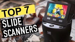 BEST 7: Slide Scanners 2018