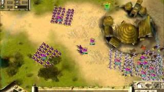 Praetorians Gameplay - .vs CPU (Hard) - 2/2