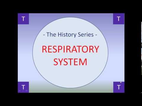How to take a respiratory history: A guide for OSCEs
