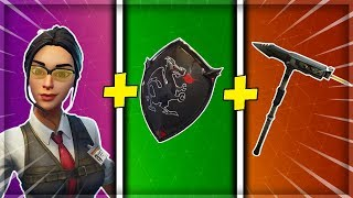 "MY 5 BEST SKINS COMBOS ""SAISON 5"" on FORTNITE Battle Royale"