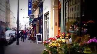 Djinga: Rue Lepic, 18ème Arrondissement [Paris, 2014]