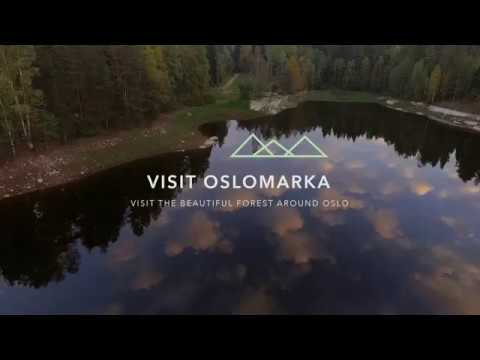 Visit Oslomarka - The Østmarka Forest in Oslo