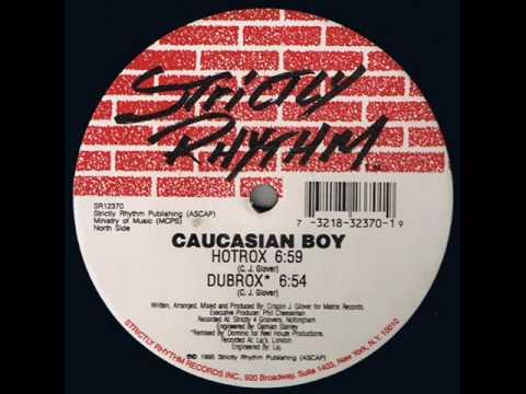 Caucasian Boy - Hotrox