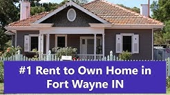 Rent to Own Homes in Fort Wayne, IN