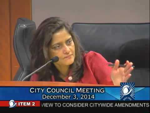 12-03-14 Cupertino Council Deliberation on 2M sq. ft. Office Allocation