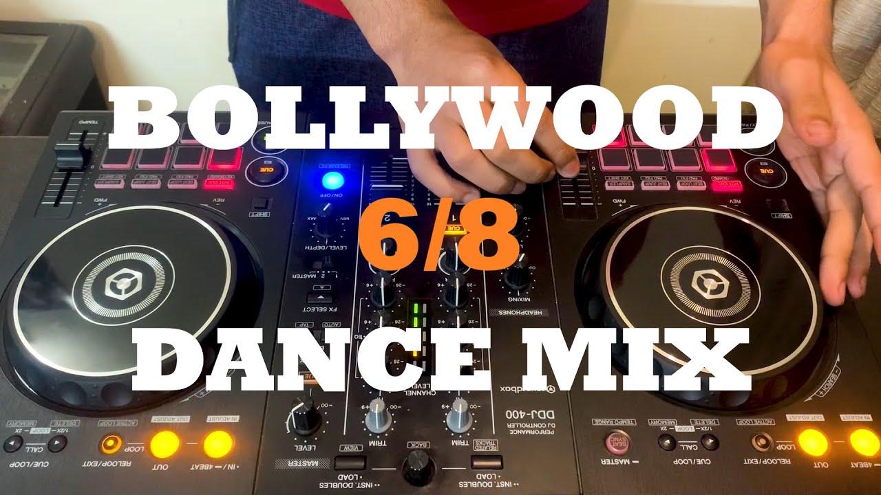 Download BOLLYWOOD 6/8 DANCE MIX | DJ HIKE | PIONEER  DDJ 400