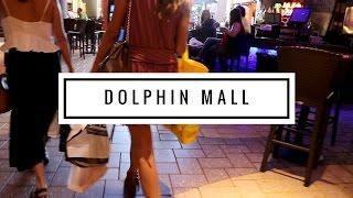 DOLPHIN MALL: Compras em Miami - 6 looks por até US$50 cada !