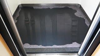 【超危険】エレベーターの床ないドッキリがヤバすぎたww thumbnail