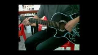 Avril Lavigne - Smile (Acoustic Guitar) + Chords LinK