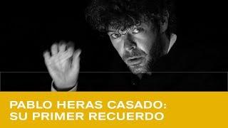 El primer recuerdo del Teatro Real del director de orquesta Pablo Heras-Casado