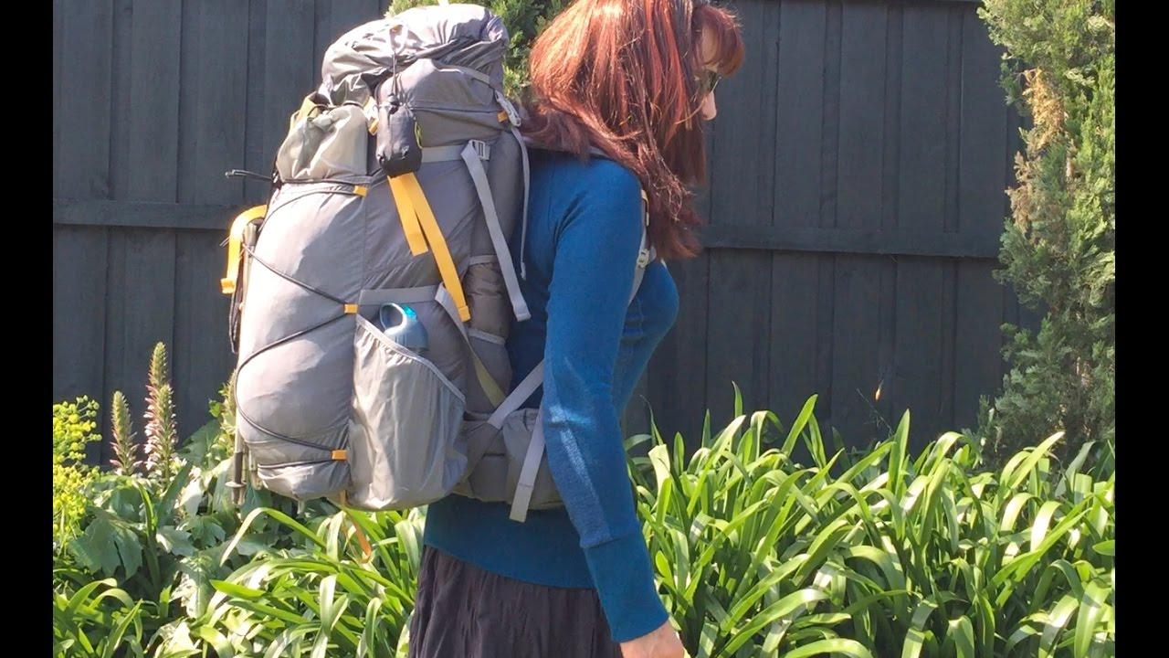 Ultralight Backpack New Gossamer Gear Gorilla 40 Best