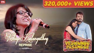 Vedigundu Pasangge - Vizhiye Kalangathey Reprise OST   Sakthisree Gopalan