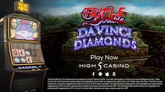 Triple Double DaVinci Diamond | High 5 Games