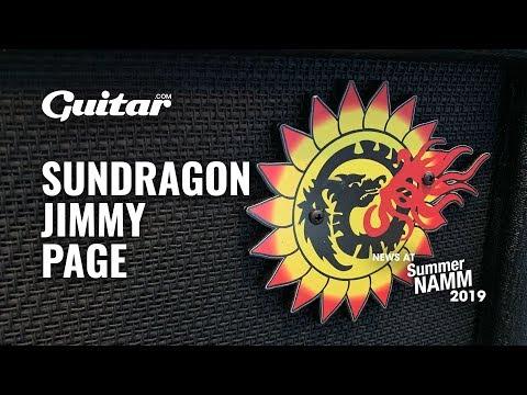 Demo: Jimmy Page's Sundragon Amp #SNAMM2019