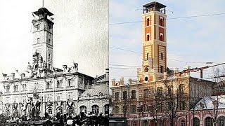 Самые интересные здания Харькова: Харьковская пожарная каланча(Харьковская пожарная каланча была построена в 1823 году и на сегодняшний день является старейшим зданием..., 2016-03-12T15:19:51.000Z)
