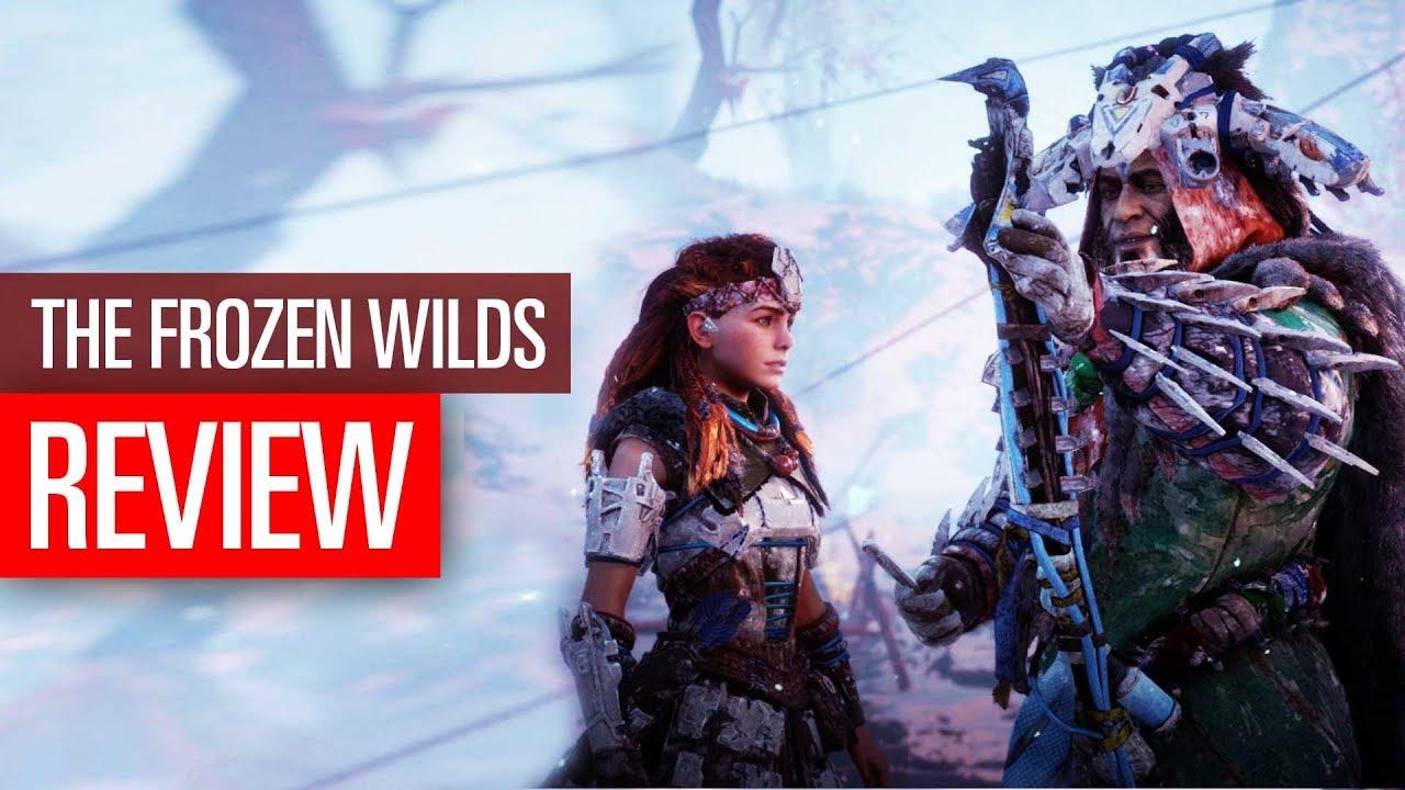 how to start frozen wilds