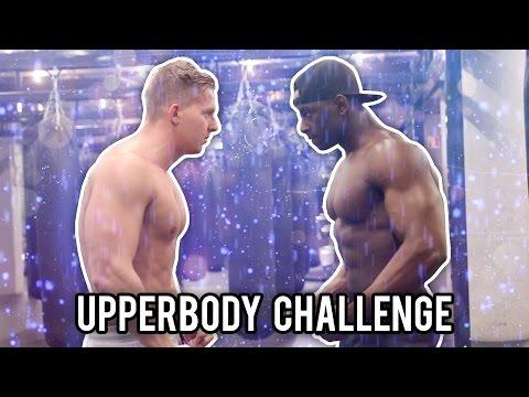 UPPERBODY STRENGTH CHALLENGE   TRY IT!
