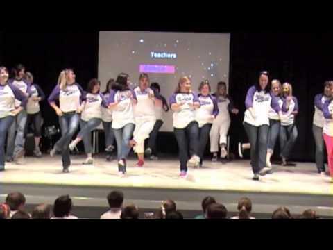 Greystone Elementary School Talent Show Teacher Act 2013