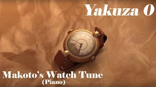 Gambar cover Makoto Watch Tune (Piano Cover) - Yakuza Zero