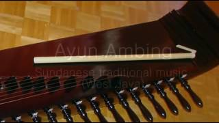 Ayun Ambing Sundanese traditional music West Java - Stafaband