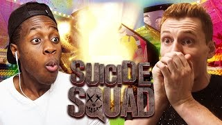 OMFG !!! INSANE WALKOUT PACKED IN SUICIDE SQUADS !!! - FIFA 17