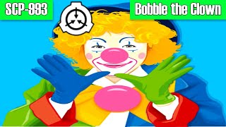 SCP-993 Bobble the Clown | object class safe | Cognitohazard scp
