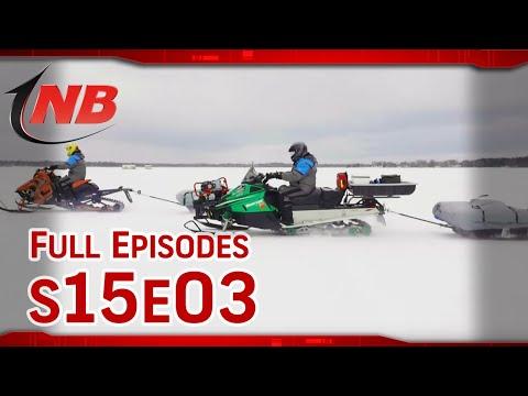 Season 15 Episode 3: Ice Trolling Walleyes On Little Bay De Noc