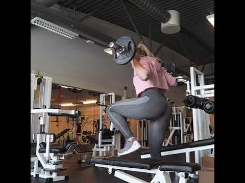 Fastest way to lift buttocks and enlargement workout for women