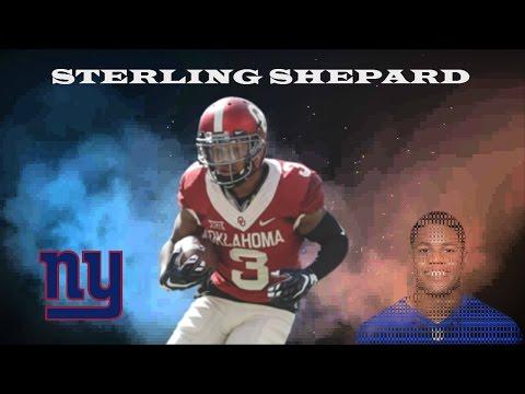 Sterling Shepard Highlights - 2016 Draft Steal