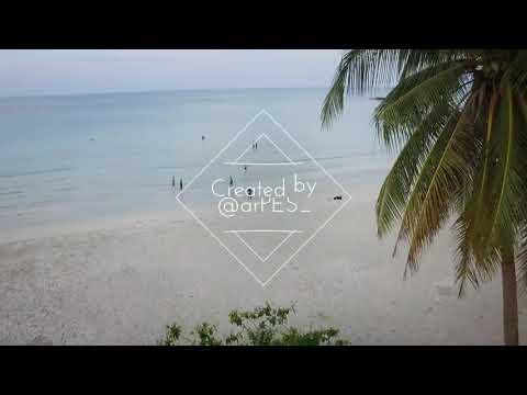 Trikora beach tanjung pinang indonesia