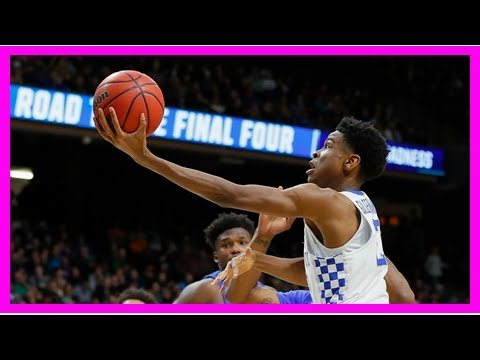 March Madness 2018: Shai Gilgeous-Alexander raising Kentucky's national title hopes, NBA Draft st...