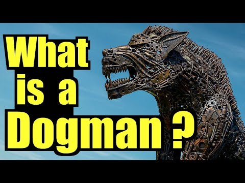 What is a Dogman?