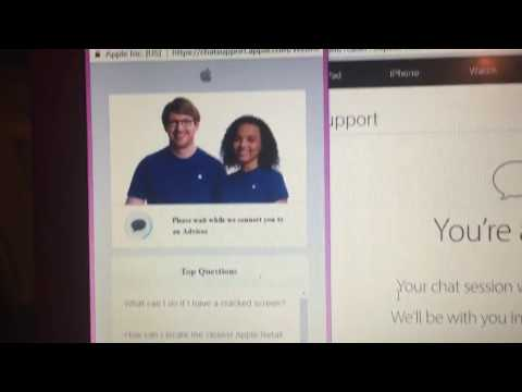 How To Contact Apple Support !