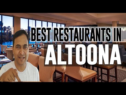 Best Restaurants And Places To Eat In Altoona, Pennsylvania PA