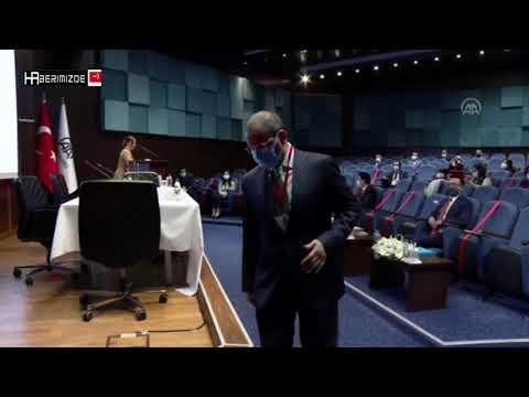 Şenol Kazancı, AA Yönetim Kurulu Başkanlığı ve Genel Müdürlüğü görevini Serdar Karagöz'e devretti