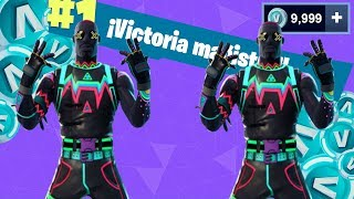 🔥🕺New SKIN OF FORTNITE (LITESHOW) IN BAILES🕺🔥