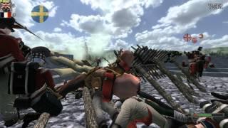 Mount & Blade: Warband - Napoleonic Wars Siege Gameplay