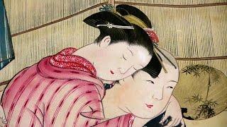 shunga 細見美術館 春画展(後期) 「肉筆画」