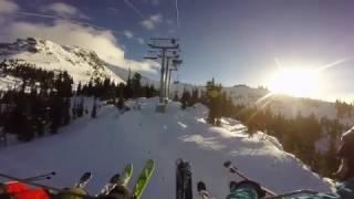 Whistler Skiing Jan 2017
