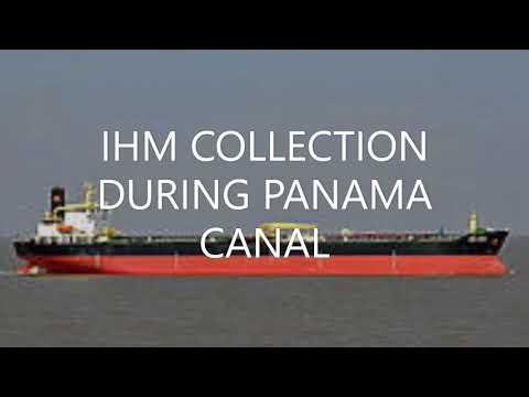 Panama Canal IHM