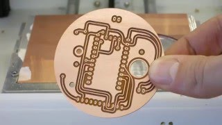 Bantam Tools Desktop CNC Tutorial: How To Mill Double-Sided PCBs with Desktop PCB Milling Machine