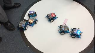 Publication Date: 2018-07-10   Video Title: 可風中學: 校內mBot相撲比賽1