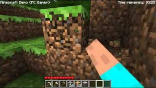 Lets Play Minecraft demo