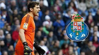 Iker Casillas - Goodbye Madrid - Welcome to Fc Porto - Best Saves - 2015 HD
