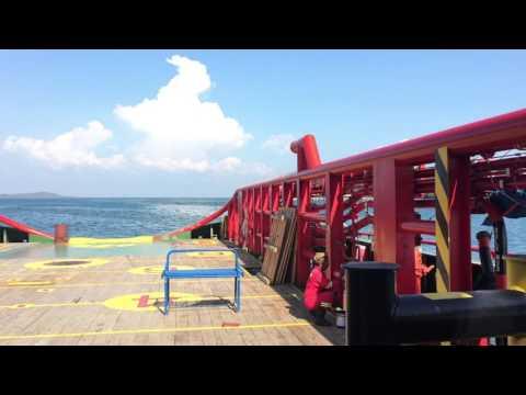 M.V SK Line 82's deck (Multi Marine Venture Sdn Bhd)