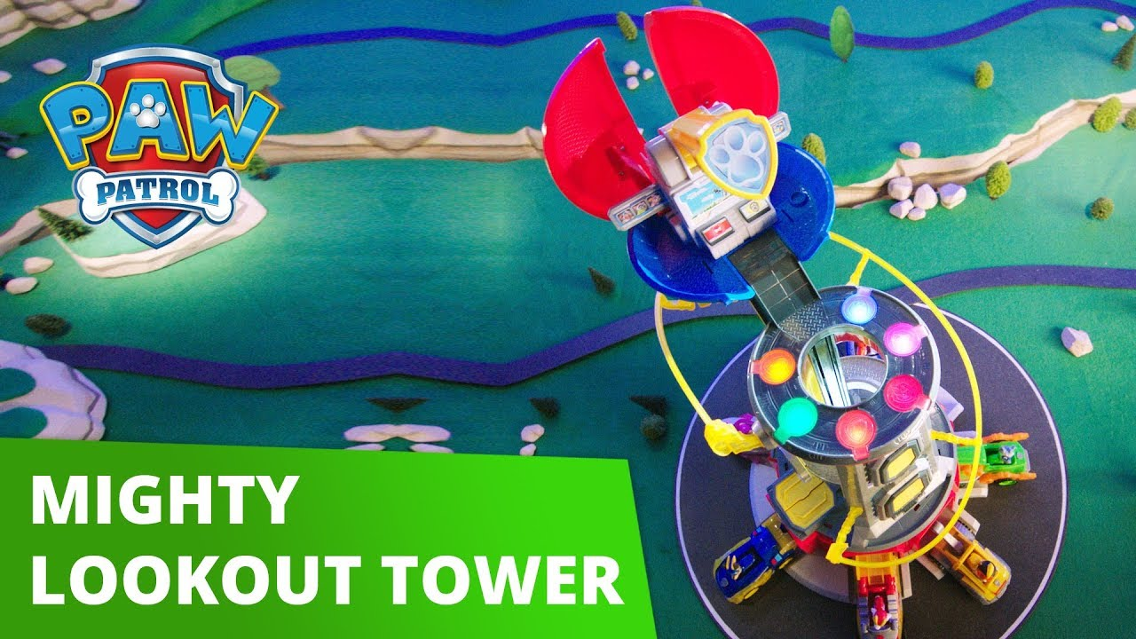 PAW Patrol   Mighty Lookout Tower!   :30 Commercial   PAW Patrol Official & Friends #1